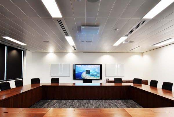 SSE Boardroom AV