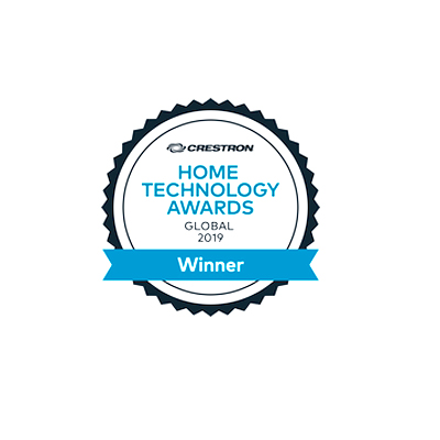 Crestron Global Home Technology Award