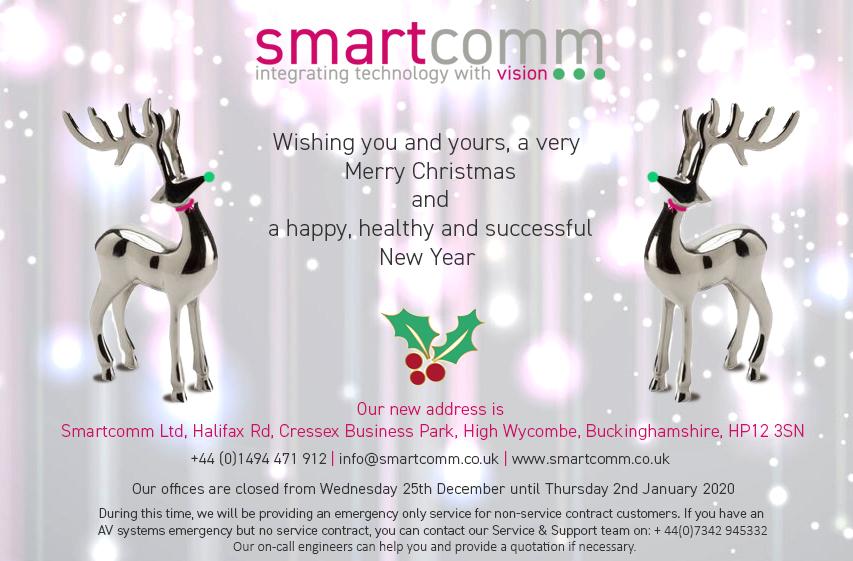 Smartcomm Christmas