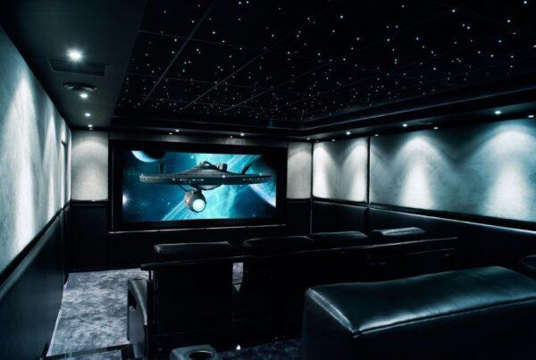 Stylish Home Cinema