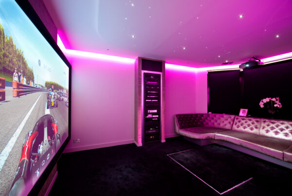 North London Media Room