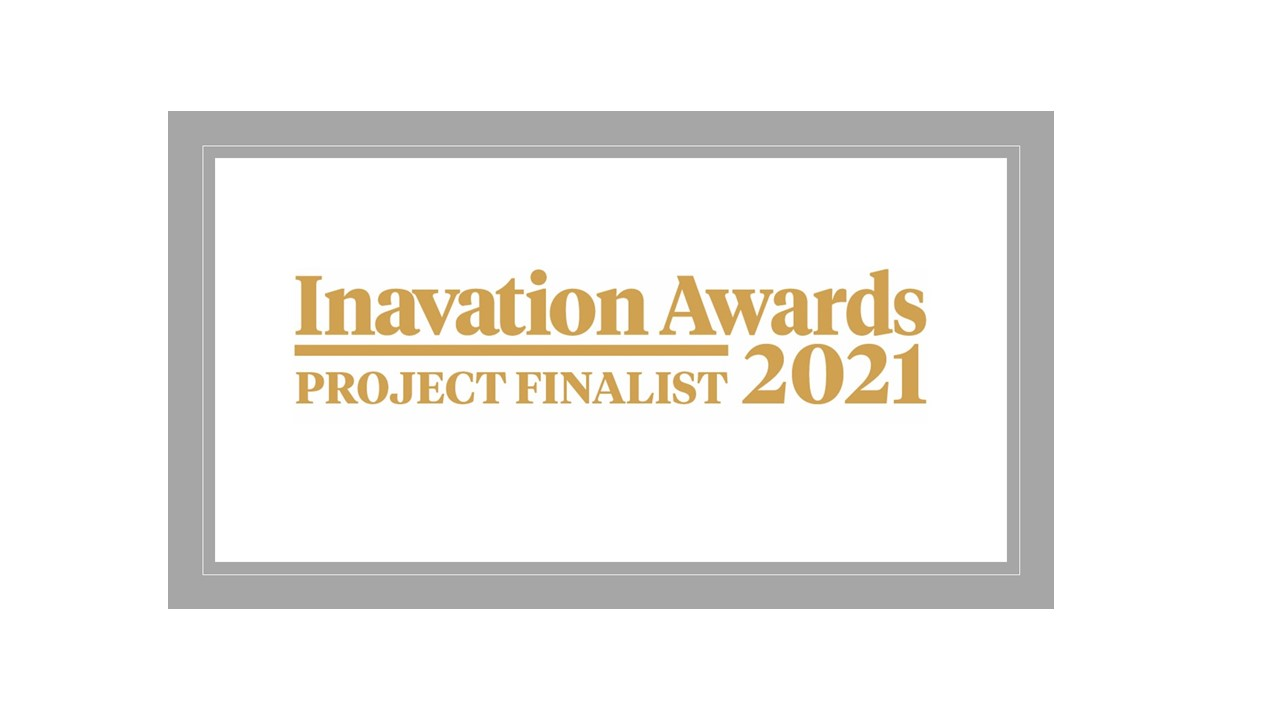 Inavation awards finalist 2021